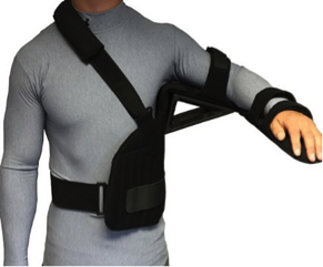 Shoulder abduction system